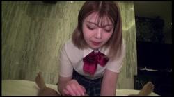 ハーフモデル級の美少女J●リフレ嬢まいちゃんの極秘裏バイト!! まいちゃん(18歳) サンプル画像13