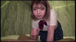 ハーフモデル級の美少女J●リフレ嬢まいちゃんの極秘裏バイト!! まいちゃん(18歳) サンプル画像15