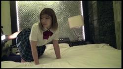 ハーフモデル級の美少女J●リフレ嬢まいちゃんの極秘裏バイト!! まいちゃん(18歳) サンプル画像3