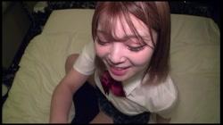 ハーフモデル級の美少女J●リフレ嬢まいちゃんの極秘裏バイト!! まいちゃん(18歳) サンプル画像8