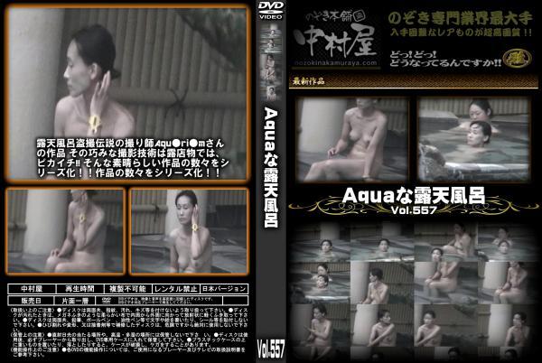 Aquaな露天風呂 Vol.557