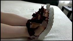 「無修正」「顔出し」清楚で可愛いのにセクシーなフェロモンが出ている魅惑の女子大生かりんさん20才❤Gカップのフェロモンボディーを隅から隅までクンクンさせてもらうと… - 無料アダルト動画付き(サンプル動画) サンプル画像2