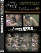 Aquaな露天風呂 Vol.584