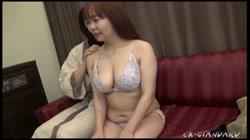 やえ24歳 チンポ大好きムチムチGカップ巨乳娘に大量中出し - 無料アダルト動画付き(サンプル動画) サンプル画像3