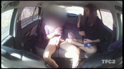 【個人撮影】車内ハメ撮り 「顔はダメですよ!w」ヤンママさんと真っ昼間から車内で生SEX!生挿入外だしでたっぷり射精! - 無料アダルト動画付き(サンプル動画) サンプル画像11