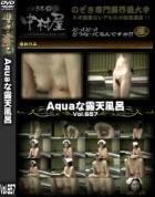 Aquaな露天風呂 Vol.657 - 無料アダルト動画付き(サンプル動画)