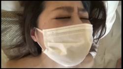【初撮り】美人はマスク越しでも美人!!美脚!美ボディ♥♥ 久しぶりのチンポで痙攣しちゃう♥♥ - 無料アダルト動画付き(サンプル動画) サンプル画像16