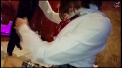 【個撮】私立普通科②スライムおっぱいEカップ。大人しげな態度から立ちバックで激しく喘ぎかわいい尻を汚される サンプル画像3