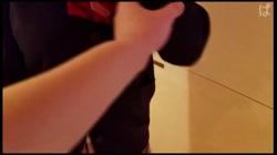 【個撮】私立普通科②スライムおっぱいEカップ。ホテルで初めてのハメ撮り - 無料アダルト動画付き(サンプル動画) サンプル画像3