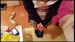 【個撮】私立普通科②スライムおっぱいEカップ。ホテルで初めてのハメ撮り - 無料アダルト動画付き(サンプル動画) サンプル画像5
