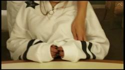 【顔出し・無修正】Gカップのダンサーを留学支援公衆トイレでハメた後ホテルで中出し - 無料アダルト動画付き(サンプル動画) サンプル画像5
