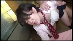 第二弾!18歳H好き♡ 色白美乳美尻の るみかちゃんに女子〇生コスで 濃厚激しめのエッチでたっぷりと 中出ししちゃいました~ - 無料アダルト動画付き(サンプル動画) サンプル画像16