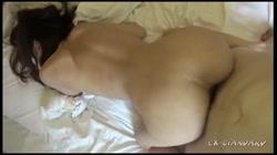【個人撮影】はつね24歳 美形スレンダー敏感マンピク若妻に大量中出し - 無料アダルト動画付き(サンプル動画) サンプル画像15
