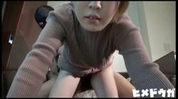 【完全素人106】ほのか20才その3、完全顔出し、私服のままプライベート風中出しセックス - 無料アダルト動画付き(サンプル動画) サンプル画像6