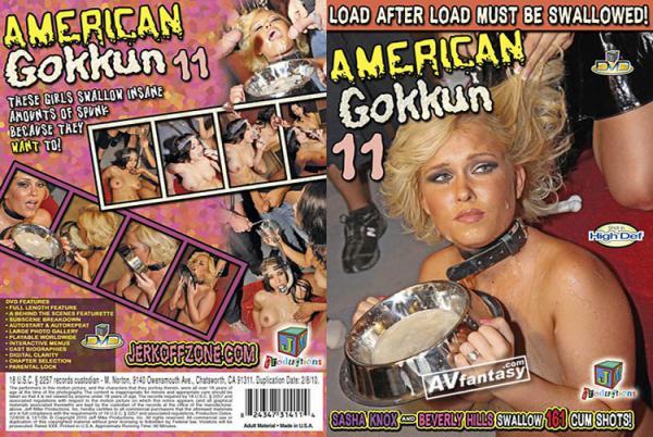アメリカのゴックン11