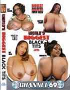 世界最大の黒人おっぱい