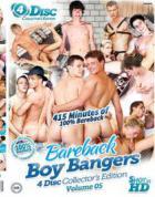 ベアバックボーイバンガーズ5(4 DVDセット)