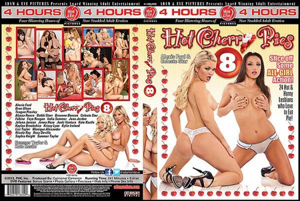 ホット チェリー パイズ Vol.8 (4時間DVD)