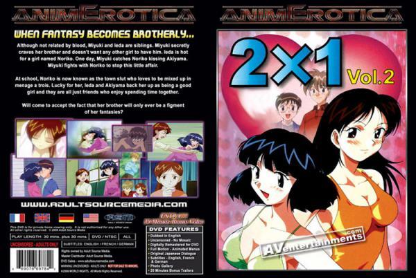 2 x 1 Vol. 2