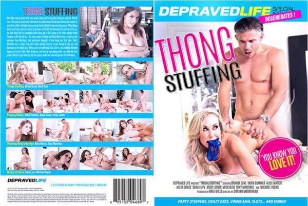 Thong Stuffing