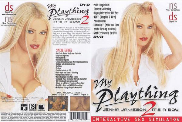 マイプレイシングジェナジェームソン2(2 DVDセット)