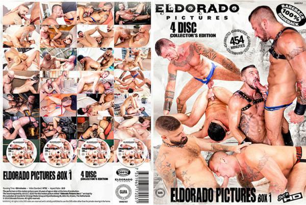 エルドラドピクチャーズ(4 DVDセット)