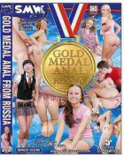 ゴールド メダル アナル フロム ロシア