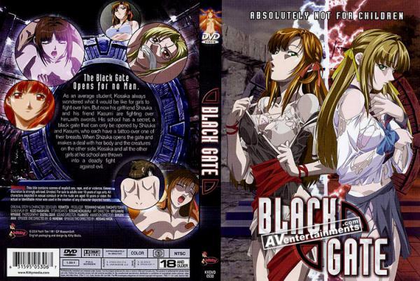 ブラック ゲート センシティブ・ポルノグラフ (リージョン1) - 無料アダルト動画付き(サンプル動画)