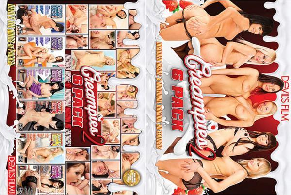 クリームパイズ Vol.2 6 パック (6枚組)