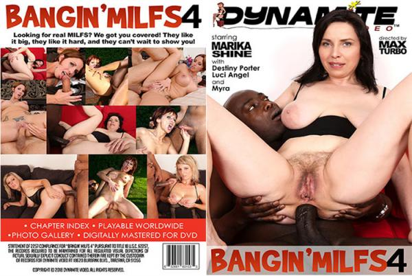 Bangin' MILFs Vol.4