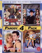 パロディー4パック(4 DVDセット)