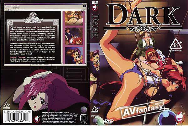 Dark (リージョン1) - 無料アダルト動画付き(サンプル動画)