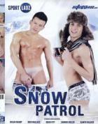 雪のパトロール