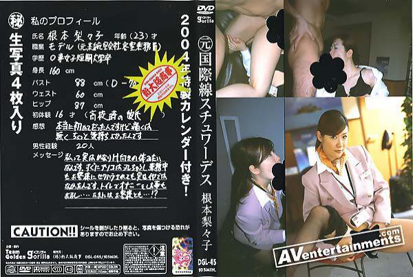 Gorilla Vol. 45 元・国際線スチュワーデス