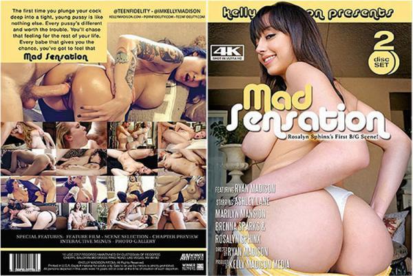 マッドセンセーション(2 DVDセット)