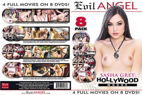 サーシャグレイ:ハリウッドホー(8 DVDセット)