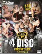メン1stコレクターズボックス2(4 DVDセット)