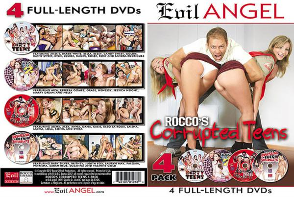 ロコズコラプテッド(4 DVDセット)