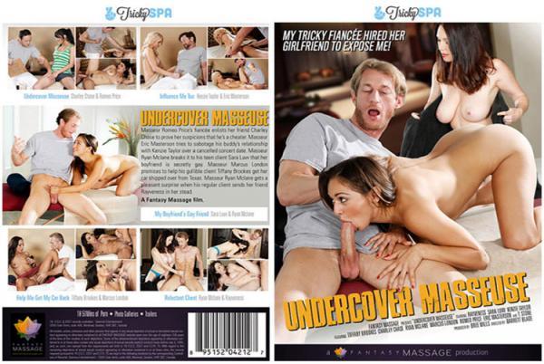 Undercover Masseuse
