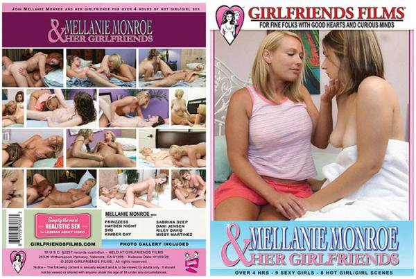 Mellanie Monroeと彼女のガールフレンド