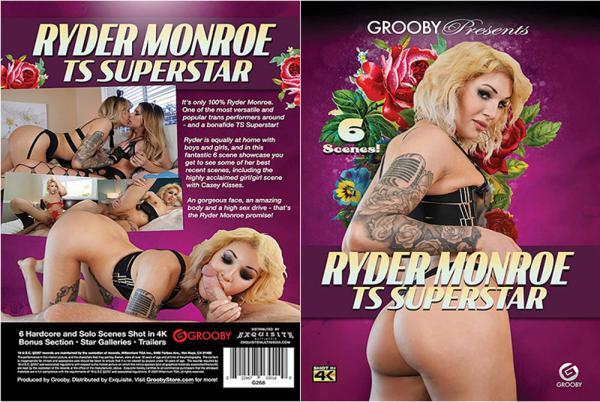 Ryder Monroe 性転換スーパースター