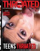 十代の若者たちの喉 7