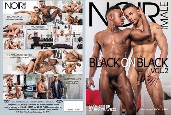 ブラック オン ブラック Vol.2 (Noir Male) - 無料アダルト動画付き(サンプル動画)