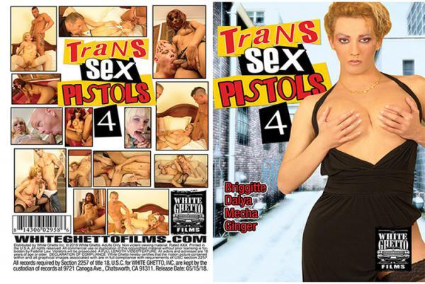 トランス セックス ピストルズ Vol.4 表紙画像3