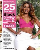 25人の今まで最もセクシーな黒人ポルノスター Vol.2 (2枚組)