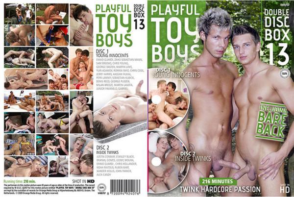 遊び心のあるおもちゃの男の子 13 (2 DVD セット)