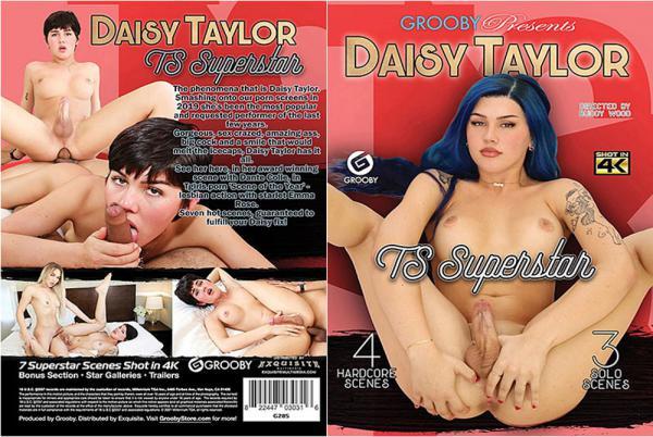 デイジー テイラー TS スーパースター
