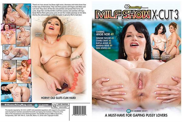 MILF ショー X-カット Vol.3