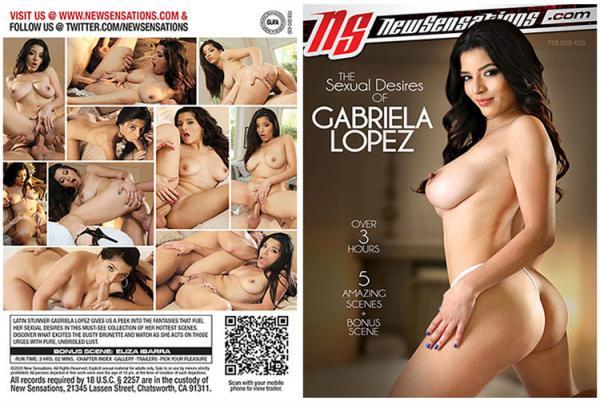 Gabriela Lopezの性欲 - 無料アダルト動画付き(サンプル動画)