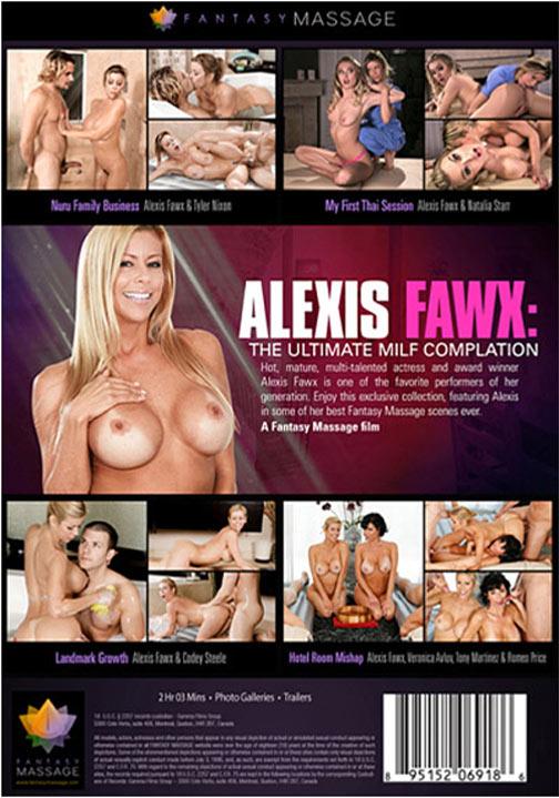 Alexis Fawx : 究極の熟女総集編 サンプル画像0